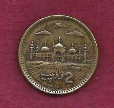 Buy PAKISTAN 2 RUPEES 2003 Coin - Scarce Rare Coin!