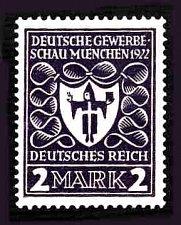 Buy German MNH Scott #213 Catalog Value $.84