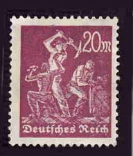 Buy German MNH Scott #224 Catalog Value $.45