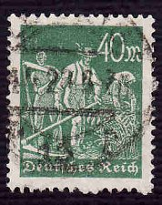 Buy German Used Scott #227 Catalog Value $1.50
