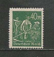 Buy German MNH Scott #227 Catalog Value $.45