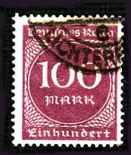 Buy German Used Scott #229 Catalog Value $1.50