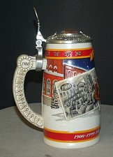 Buy CS389SE 1999 Budweiser Holiday Stein in Box -RS7