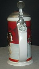 Buy CS608SE 2004 Budweiser Holiday Stein Lidded and in Box - RS12