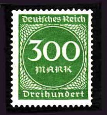 Buy German MNH Scott #231 Catalog Value $.45