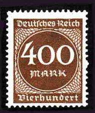 Buy German MNH Scott #232 Catalog Value $.45