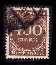 Buy German Used Scott #232 Catalog Value $5.75