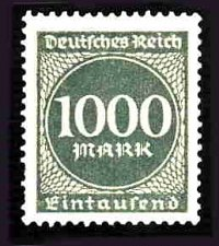 Buy German MNH Scott #234 Catalog Value $.45