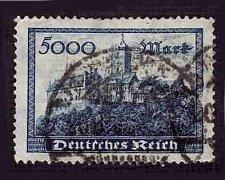Buy German Used Scott #237 Catalog Value $3.00