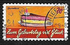 Buy German Used Scott #2920 Catalog Value $.80