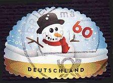 Buy German Used Scott #2811 Catalog Value $.75