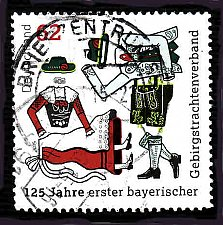 Buy Germany Used Scott #2851 Catalog Value $.70