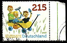 Buy Germany Used Scott #2852 Catalog Value $2.40
