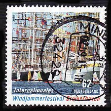 Buy Germany Used Scott #2860 Catalog Value $.70