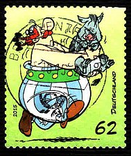 Buy Germany Used Scott #2863 Catalog Value $.70