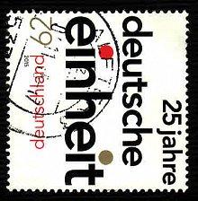Buy Germany Used Scott #2866 Catalog Value $.70
