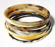 Buy Horn bangle bracelet - Buffalo horn bangle - Horn jewelry