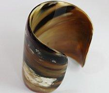 Buy Horn bracelet - Horn cuff - Horn jewelry - KAI-3704