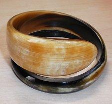 Buy Horn bracelet - Horn bangle bracelets - Horn bracelets vietnam - KAI-3719