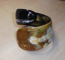 Buy Horn bracelet - Buffalo horn bracelet - Horn jewelry - KAI-3691