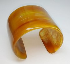 Buy Horn bracelet - Buffalo horn jewelry - Horn cuff - Horn jewelry KAI-3720