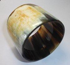 Buy Buffalo horn bracelet - Horn bangle bracelet - buffelhoorn armband - KAI-3733