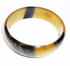Buy Horn bangle bracelet - Buffalo horn bangle - buffelhoorn sieraden - KAI-3731