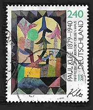 Buy Germany Used Scott #2879 Catalog Value $2.60