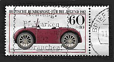 Buy German Used Scott #B606 Catalog Value $.60