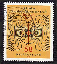 Buy German Used Scott #2754 Catalog Value $.80