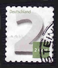 Buy German Used Scott #2759 Catalog Value $.25