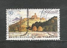 Buy German Used Scott #2608 Catalog Value $1.25