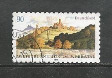 Buy German Used Scott #2609 Catalog Value $1.25