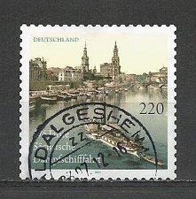 Buy German Used Scott #2628 Catalog Value $3.25