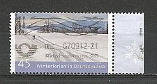 Buy German Used Scott #2646 Catalog Value $.60