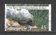 Buy German Used Scott #2654 Catalog Value $.60