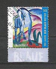 Buy German Used Scott #2657 Catalog Value $2.00