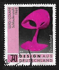 Buy German Used Scott #2942 Catalog Value $.75
