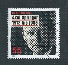 Buy German Used Scott #2668 Catalog Value $.75