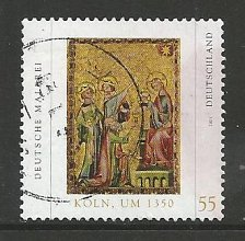 Buy German Used Scott #2305 Catalog Value $.80