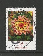 Buy German Used Scott #2326 Catalog Value $.55