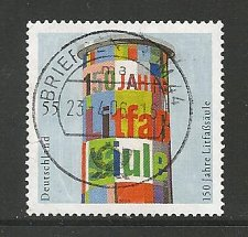 Buy German Used Scott #2327 Catalog Value $.80