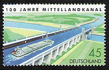 Buy Germany Hinged ng Scott #2334 Catalog Value $1.20