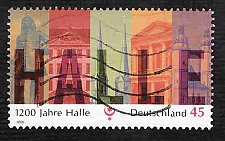 Buy German Used Scott #2362 Catalog Value $.60