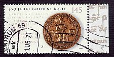 Buy German Used Scott #2368 Catalog Value $2.10