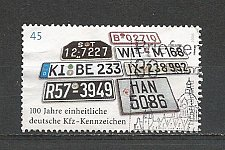 Buy German Used Scott #2385 Catalog Value $.65