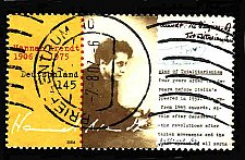Buy German Used Scott #2396 Catalog Value $2.10