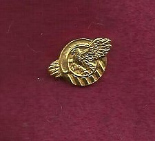 Buy US HONORABLE DISCHARGE EAGLE LAPEL PIN -Sell in US Only! - Historic WWII Item!