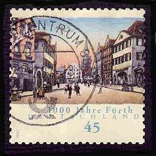 Buy German Used Scott #2425 Catalog Value $.65