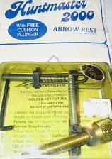 Buy Golden Key Futura HUNTMASTER 2000 RH Arrow Rest w/ Micro Adjust